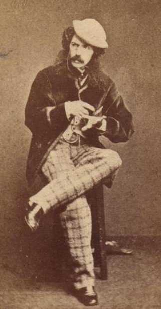 E.A. Sothern as Lord Dundreary